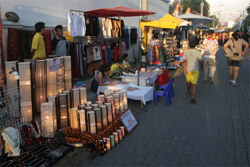 The Sunday Market, Chiang Mai, Thailand