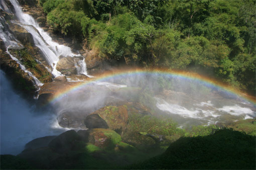 Doi Inthanon - Vachiratharn waterfall