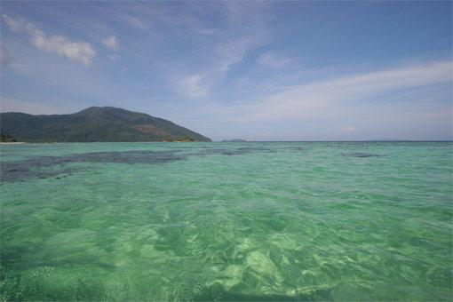 Koh Lipe island Thailand