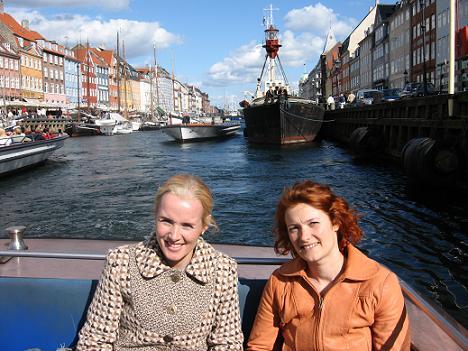 Nyhavn, Boat tour, Copenhagen