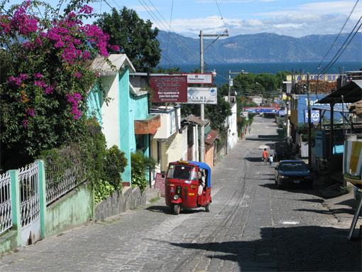 Cooperative School, San Pedro La Laguna, Guatemala