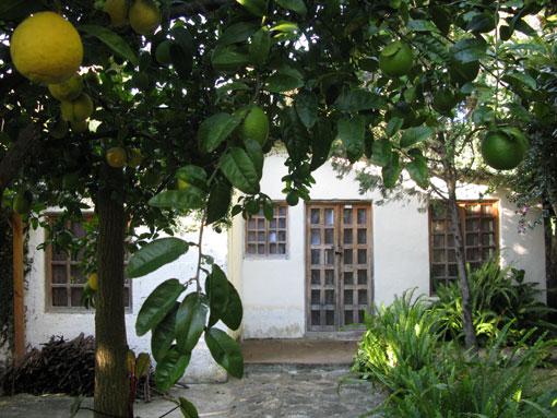 House in San Pedro La Laguna, Guatemala