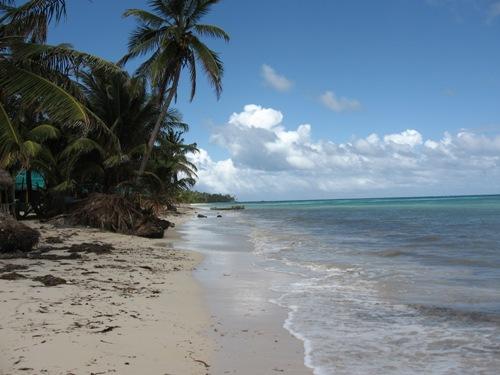 Corn Island in Nicaragua