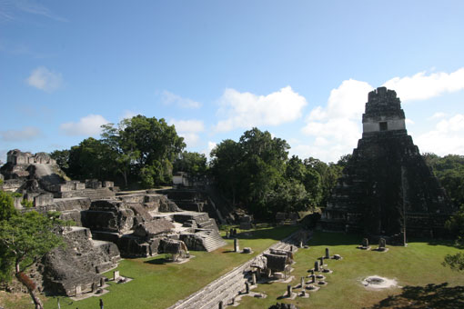 Tikal in Guatemala