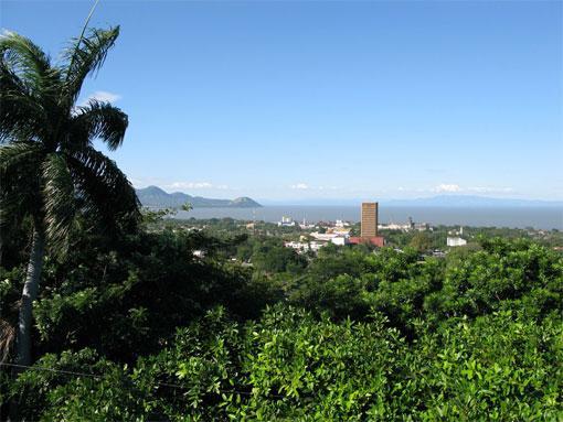 Managua, Capital of Nicaragua