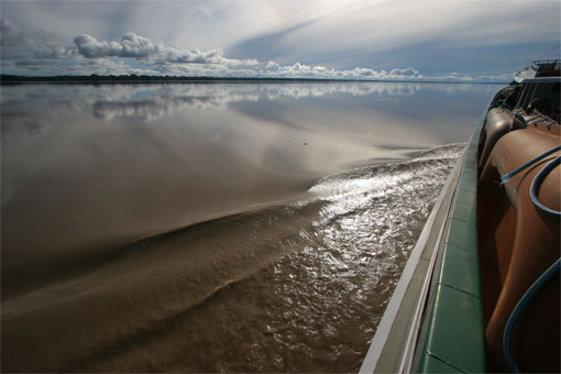 Amazon River Boat Trip - Manaus to Tabatinga in Brazil
