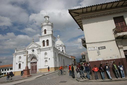 Studying Spanish in Cuenca, Ecuador
