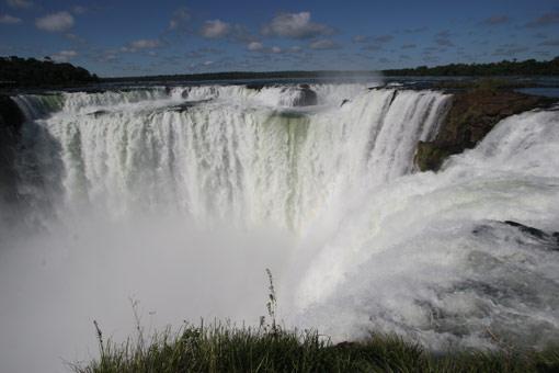 La Garganta del Diablo, Iguazu Falls, Argentina