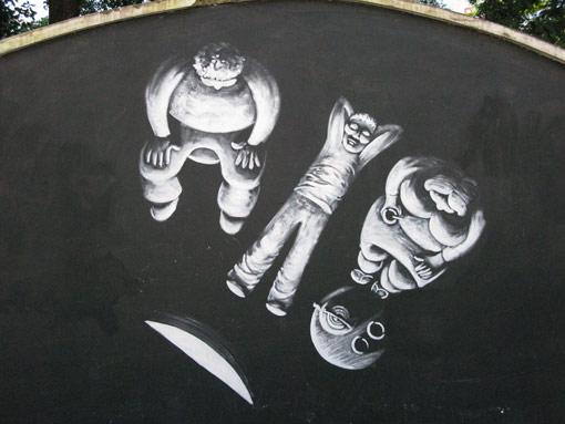 Street Art in Salta, Argentina