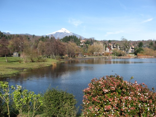 Pucon: A beautiful lake-side village in Chile