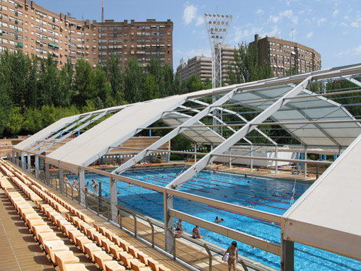 Swimming Pool, Madrid