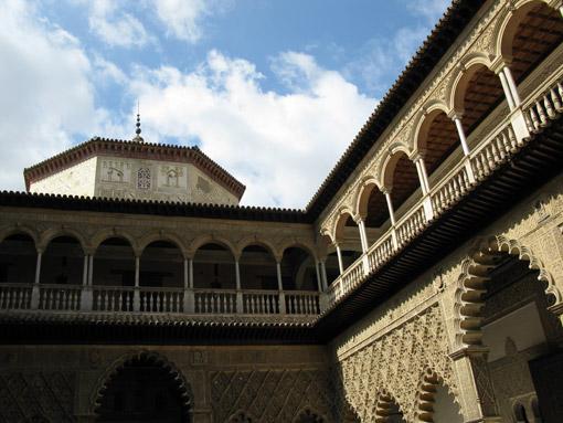 Alcazar, Seville Spain