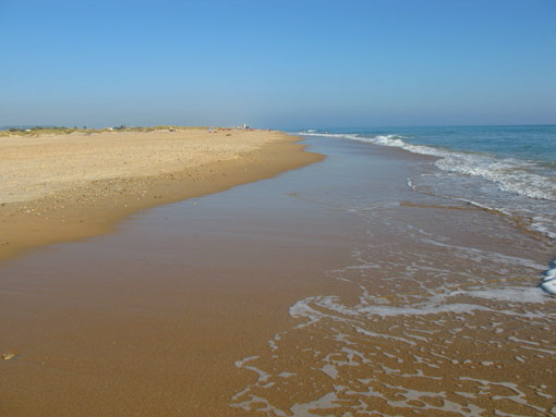 El Palmar Beach, Andalucia, Spain